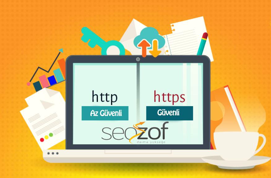 HTTPS İlk Sayfaya Hükmedecek