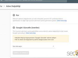 Yeni Search Console Adres Değişikliği- 2