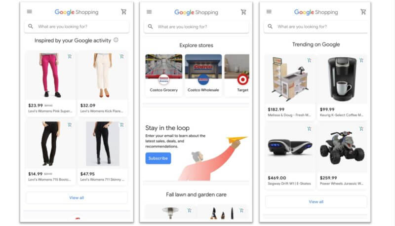 Google Alışveriş Özelliği İle Kullanıcılarına Güvenli Alışveriş Vaad Ediyor!